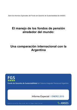 Comparación Internacional - FGS