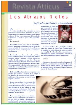 avance - Revista Atticus