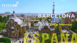 Guía de Barcelona - Turismo Ceferino