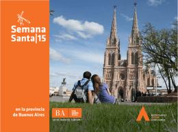 Semana Santa 2015 - Turismo Provincia de Buenos Aires