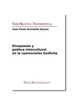 Etnopoesía y poética intercultural en la cosmovisión huilliche
