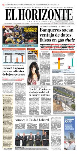 Banqueros sacan ventaja de datos falsos en gas shale