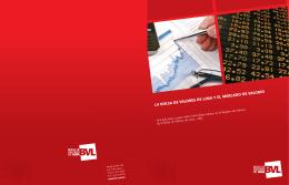 BVL mercado de valores 1 - Bolsa de Valores de Lima