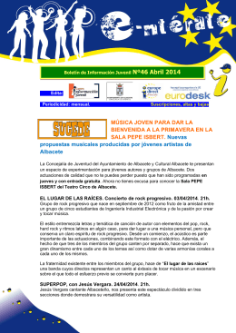 Leer - Centro de Juventud de Albacete