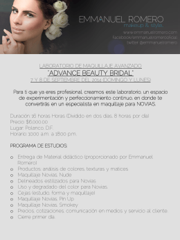 """ADVANCE BEAUTY BRIDAL"""