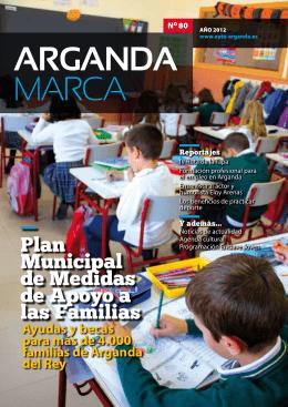 Revista Mensual Nº 80 - Ayuntamiento de Arganda
