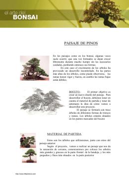 Leer mas sobre El paisaje de Pinos