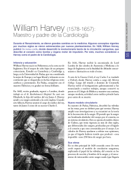 William Harvey (1578-1657):