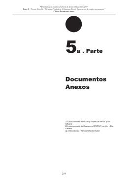 Documentos Anexos