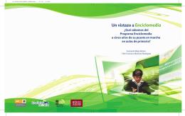 Un vistazo a Enciclomedia - Subsecretaría de Educación Básica
