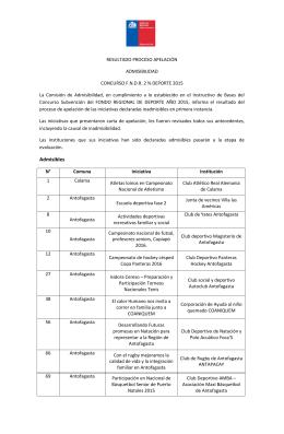 acta apelacion admisibilidad deporte 2015