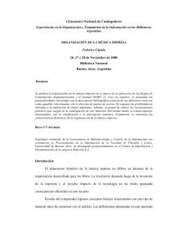 Descargar Ponencia - Biblioteca Nacional
