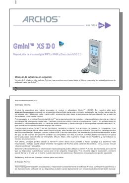 Gmini™ XS100