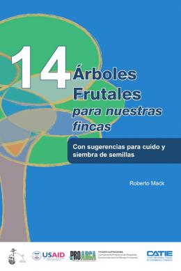 folleto arboles frutales.indd