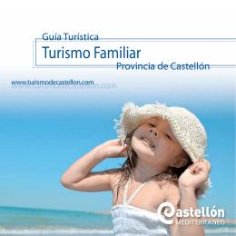 Guía de turismo familiar en Castellón
