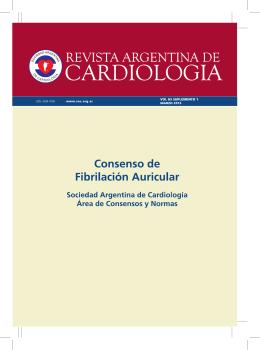 descargar el consenso completo - Sociedad Argentina de Cardiología