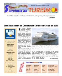 Boletín Informativo 11/11/2009