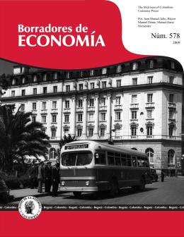 Núm. 578 - Banco de la República