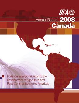 Untitled - IICA Canada