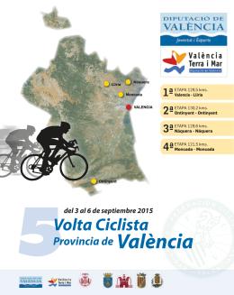 1ª 2ª 3ª 4ª - Federación Española de Ciclismo