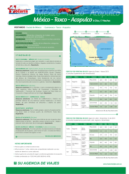 México - Taxco