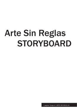 STORYBOARD GRUPO 6