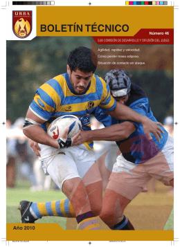agilidad, rapidez y velocidad - Unión de Rugby de Buenos Aires