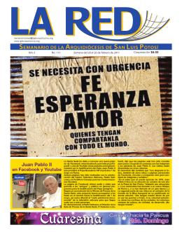 Edición No. 111 - Arquidiócesis de San Luis Potosí