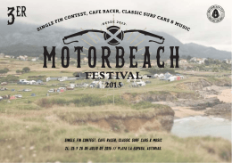 Dossier - MotorBeach Festival