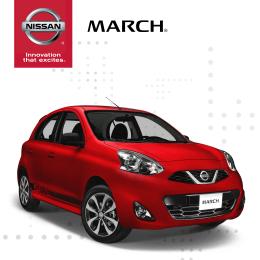 Especificaciones - Nissan Mexicana