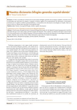Panace@ - Revista de Medicina y Traducción