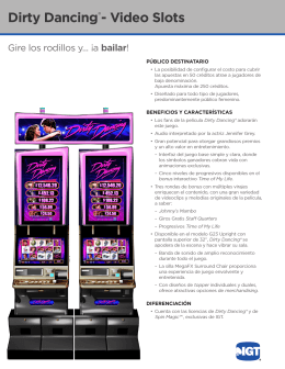 Dirty Dancing®- Video Slots