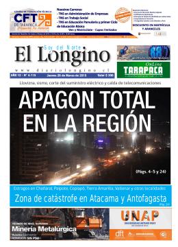 26 - El Longino de Iquique