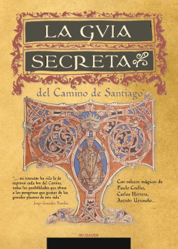 Descargar ejemplo del libro - La Guía Secreta del Camino de