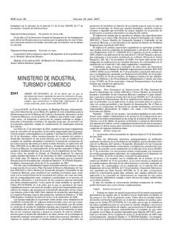 ORDEN ITC/1044/2007, de 12 de abril, por la que se aprueban las