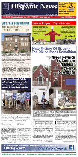 latina desde 1996 - Kansas City Hispanic News