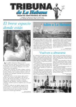 21 de Junio:TRIBUNA DE LA HABANA.qxd