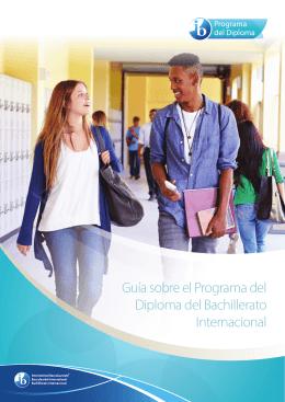 Guía sobre el Programa del Diploma del Bachillerato Internacional