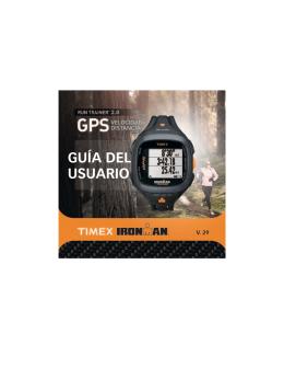 GUÍA DEL USUARIO - Timex.com assets
