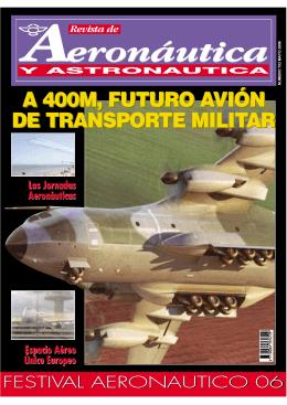 Revista Aeronáutica y Astronáutica de mayo de