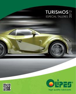 Catalogue Lubricación Automotive sector Workshops
