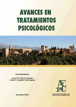 Libro de Resúmenes - Asociación Española de Psicología Conductual