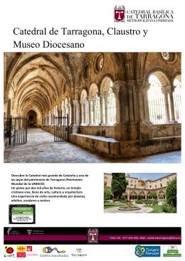 Catedral de Tarragona, Claustro y Museo Diocesano