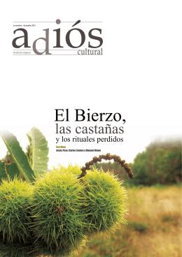 El Bierzo, - Revista Adiós