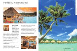 Hotelería internacional
