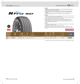 HIGH PERFORMANCE SUV 12817 P225/55R 18 97H