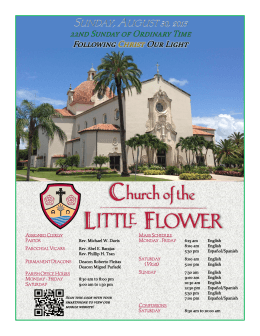 30 - Church of the Little Flower