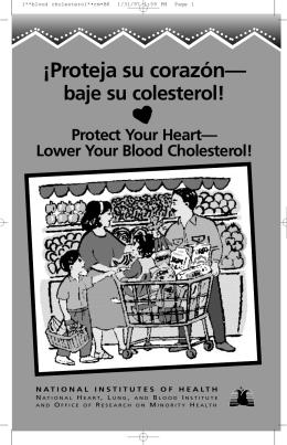 ¡Proteja su corazón—
