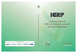 Las Recomendaciones 2007 de la Comisión Internacional