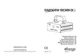 SMOOTH SCAN-3 LASER - user_manual-V1.0